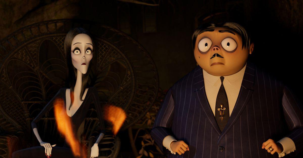 Addams Family 2 telah kehilangan selera humornya tentang keluarga yang menyeramkan dan kooky