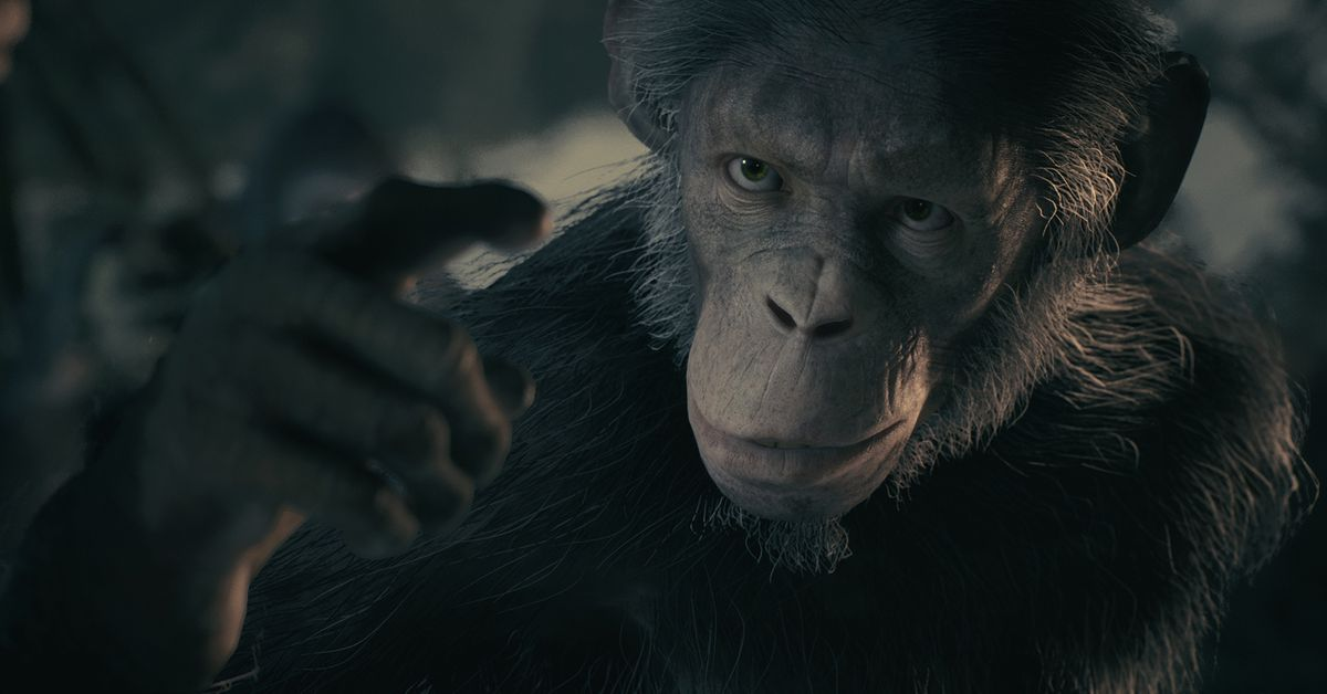 Planet of the Apes: Last Frontier is a promising blend of games and film
