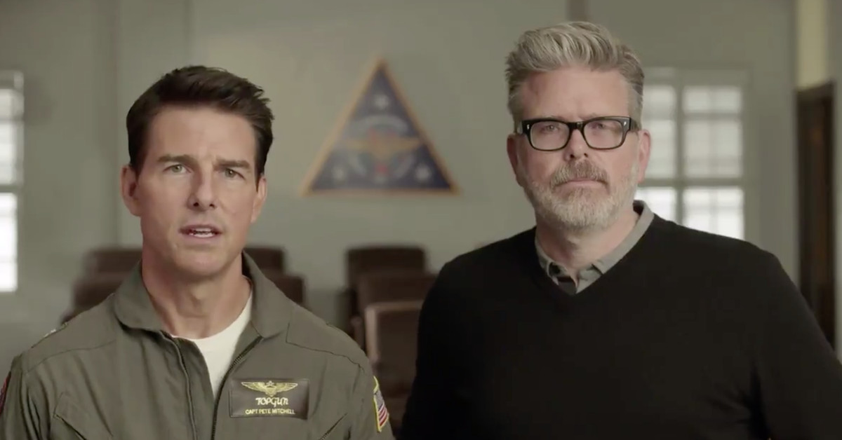 Tom Cruise stars in impassioned PSA against motion smoothing