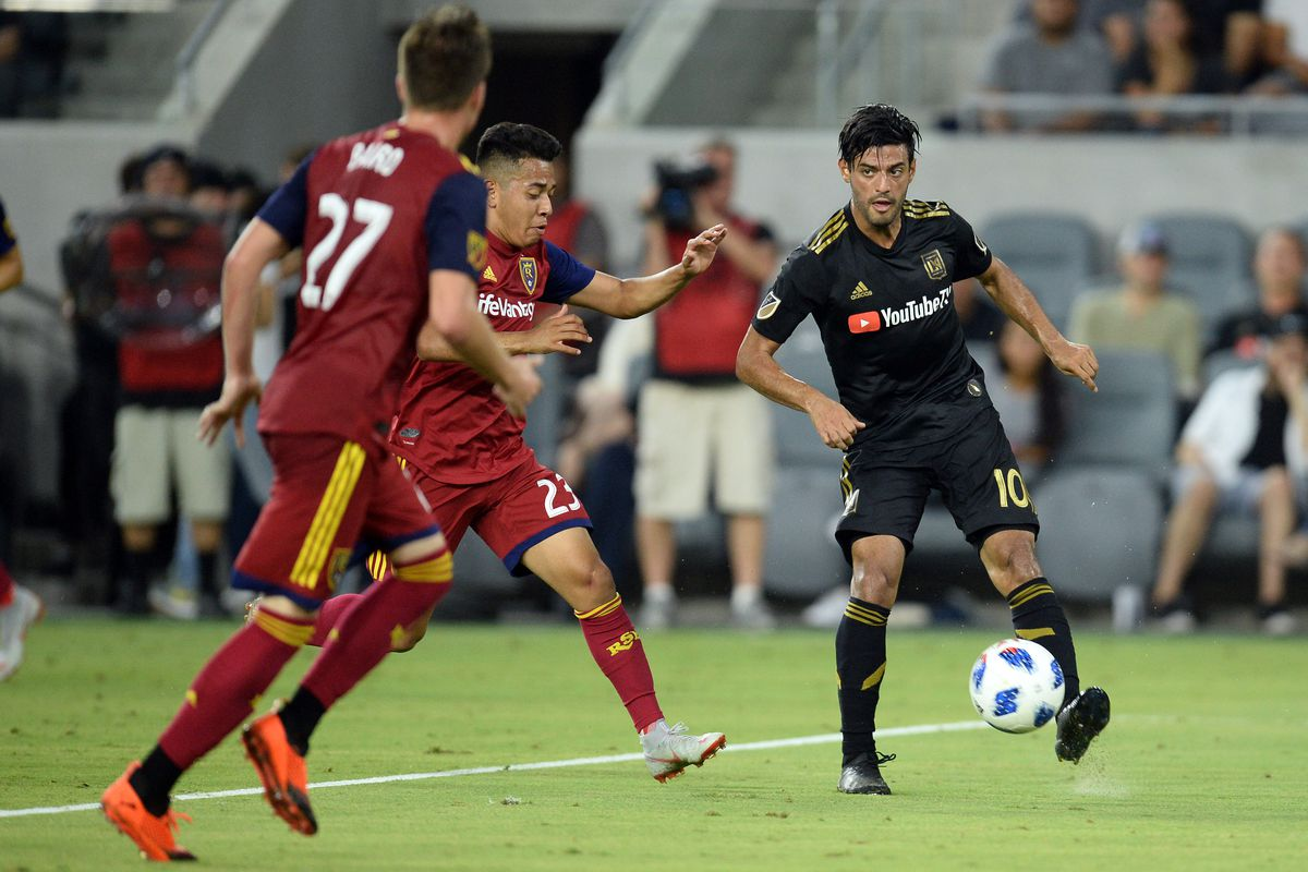 5f001637769 LAFC vs. Real Salt Lake  MLS Cup Playoffs Match Preview - Angels on ...