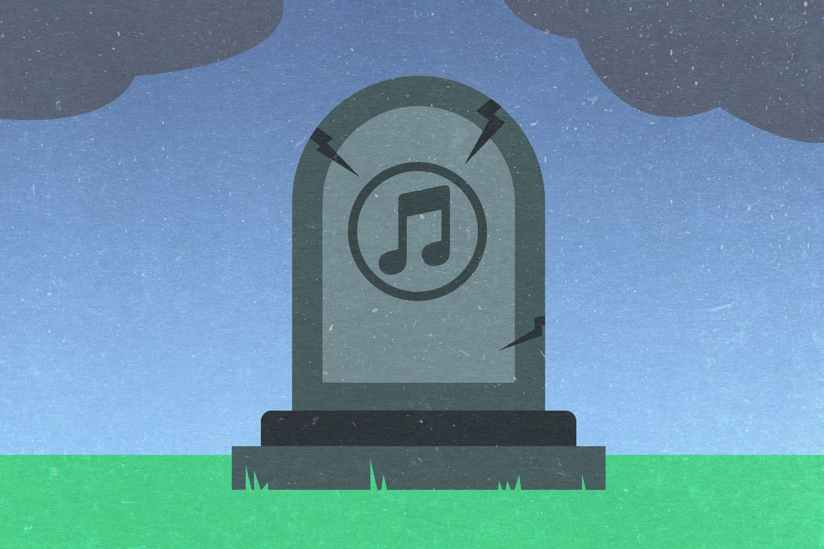 RIP, iTunes: A Eulogy for Apple's Inefficient but Essential Music