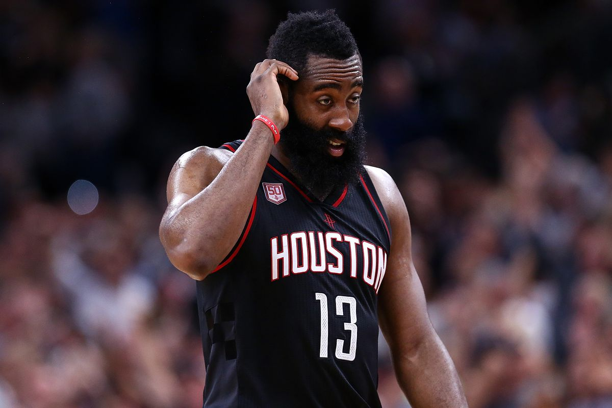 526ed9663a52 James Harden s Game 5 meltdown wasn t his first. It better be his last