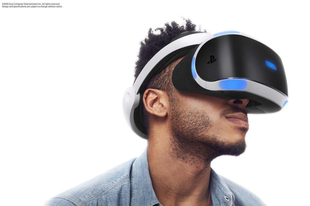 PlayStation VR hardware (GDC 2016 images)