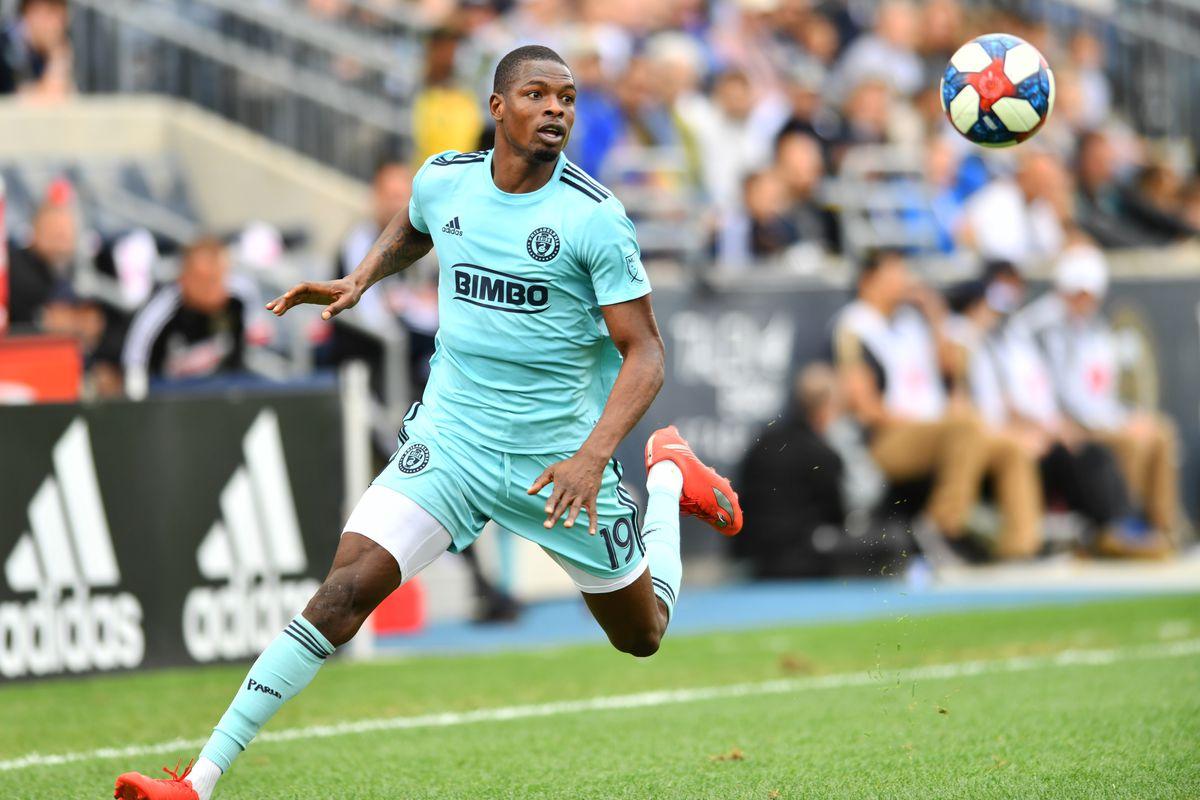 SOCCER: APR 20 MLS - Montreal Impact at Philadelphia Union