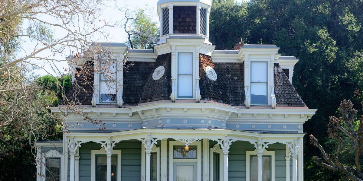 A Mapped Introduction To La S Victorian Mansions Curbed La