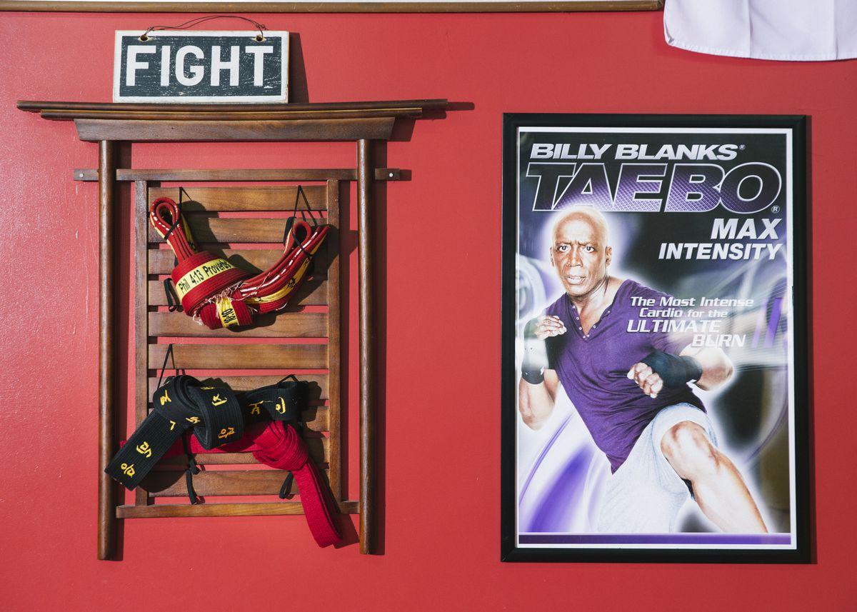 The Fitness Gospel Of Billy Blanks Racked