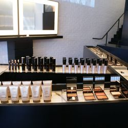 """Primers, foundations, bronzers and more from Hourglass's <a href=""""http://www.hourglasscosmetics.com/complexion"""">Complexion</a> line."""