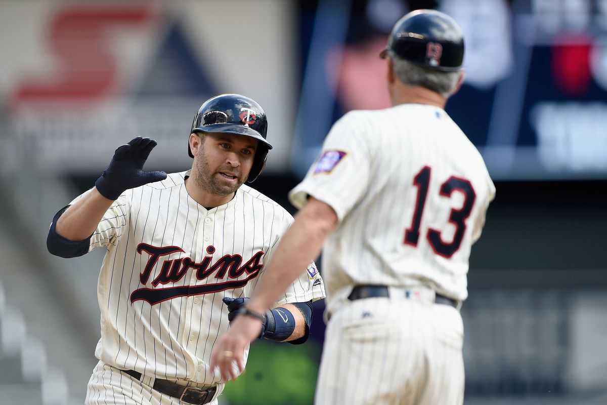 How 'bout that Brian Dozier though?