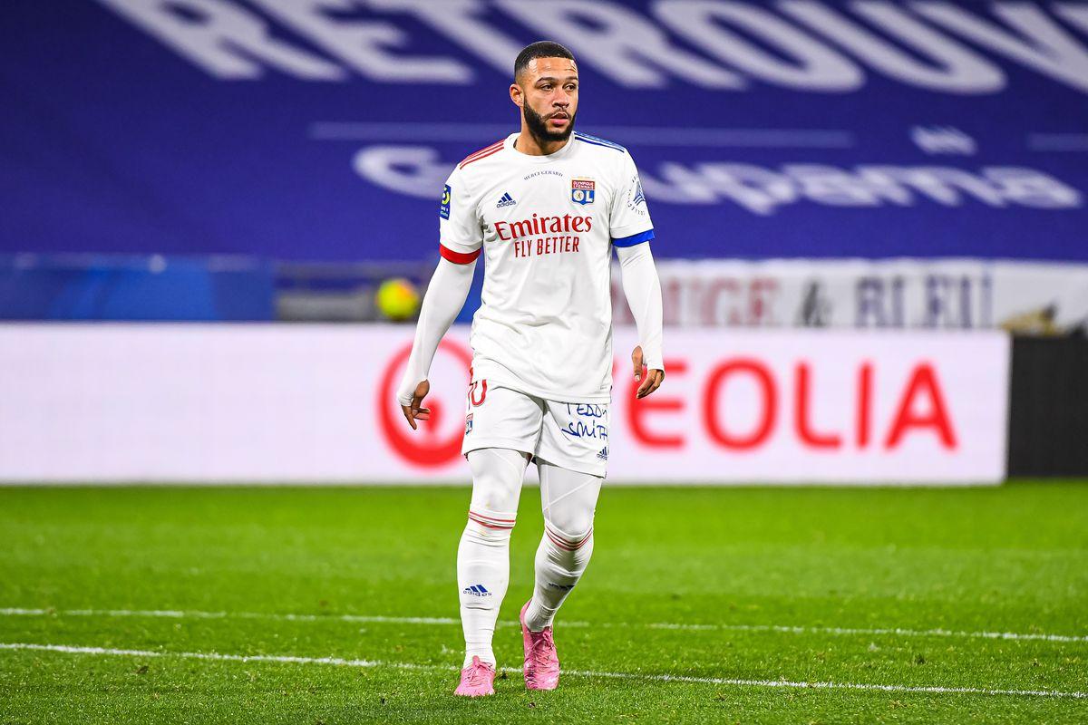 Olympique Lyonnais v Stade Brestois - Ligue 1 Uber Eats