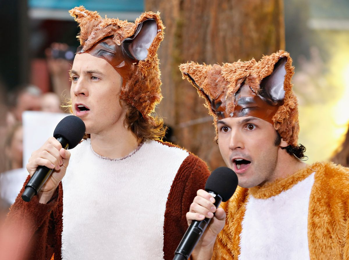 YLVIS Performs On NBC's 'Today'