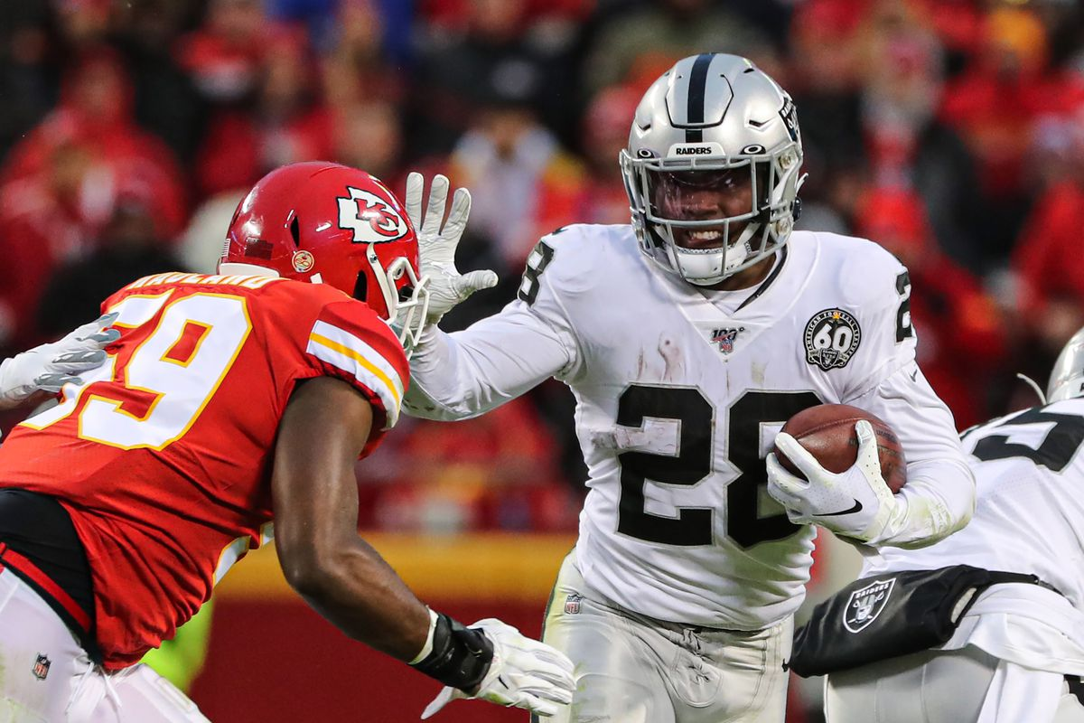 Titans Vs Raiders Inactives Josh Jacobs Out For Oakland Music City Miracles