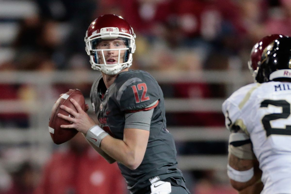 Connor Halliday is showing a better grasp of the Air Raid in 2013.