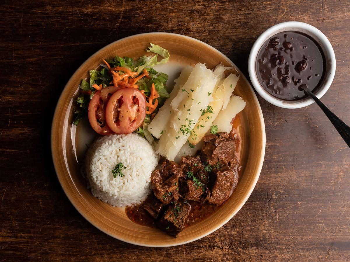 Carne de panelas from Panela's Brazilian Cuisine