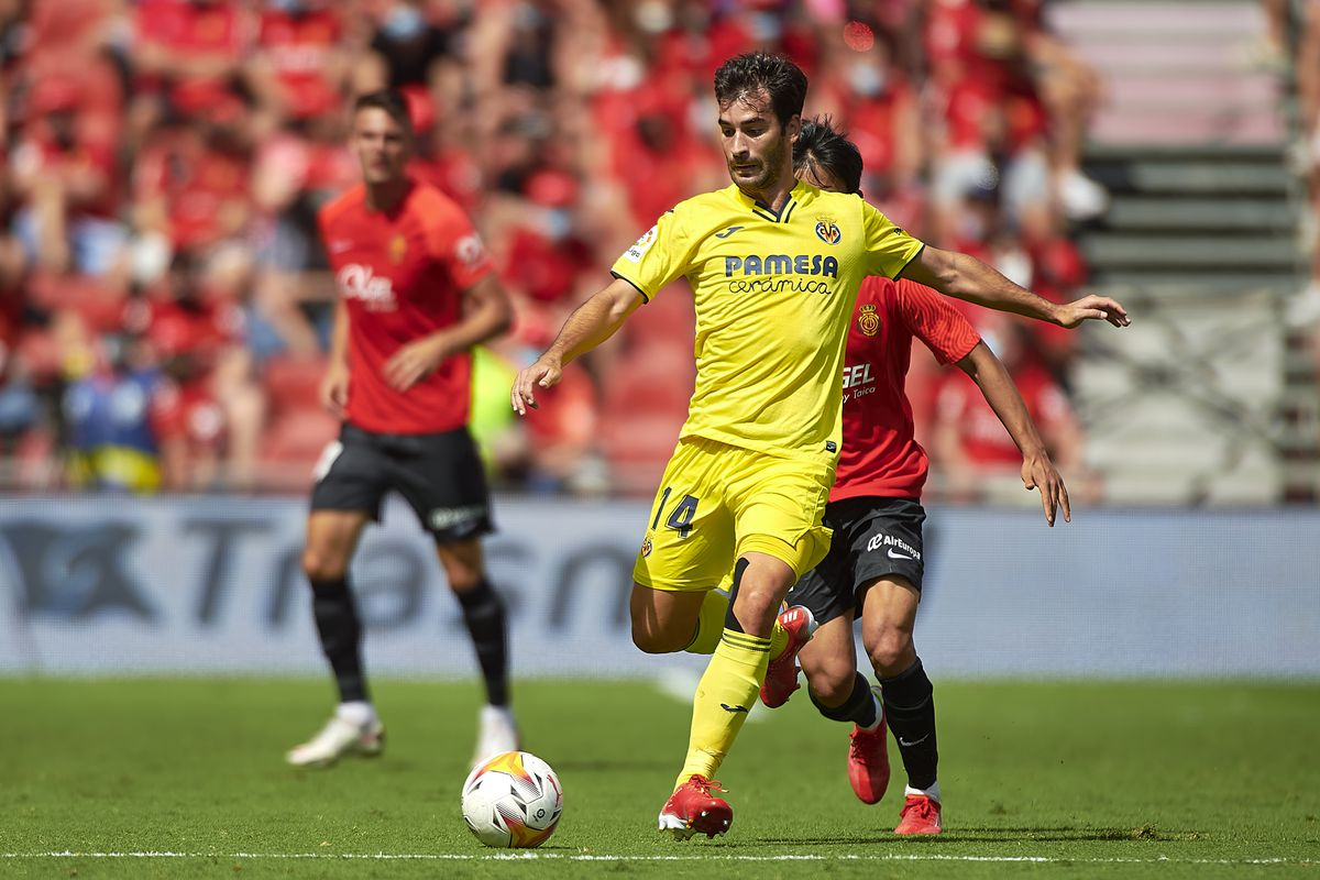 RCD Mallorca v Villarreal CF - LaLiga Santander
