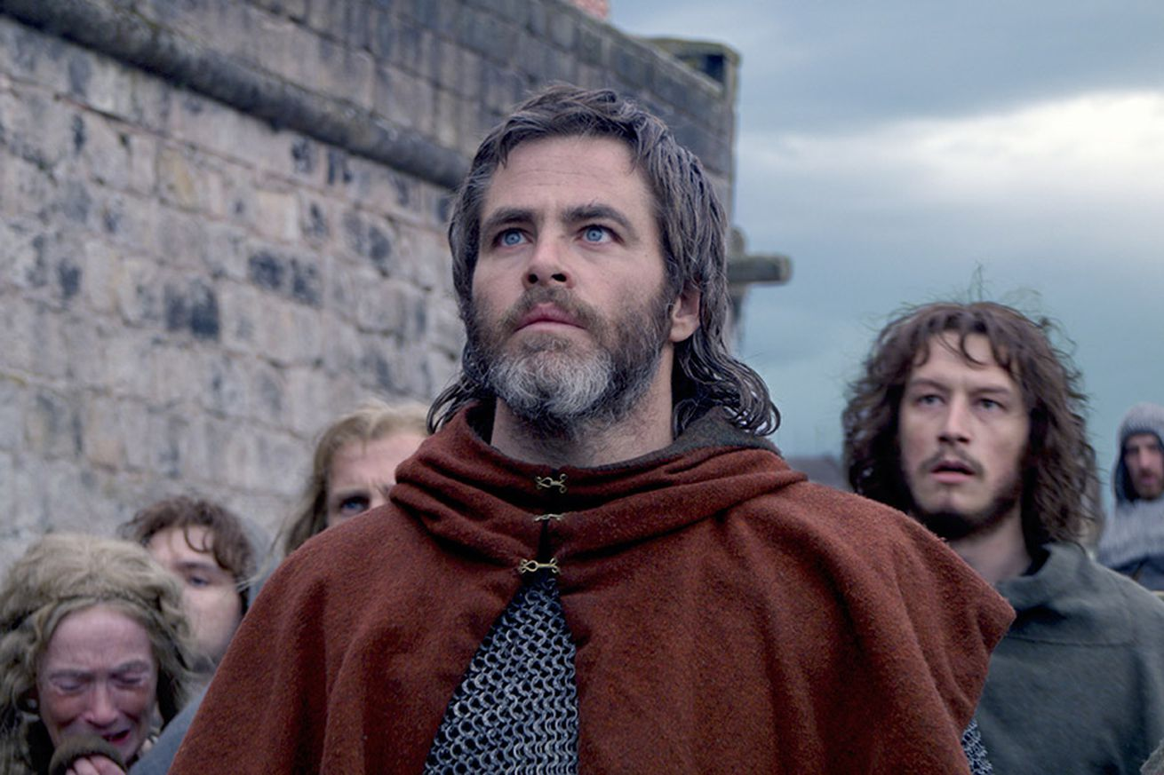 outlaw king is a purposeful but empty bid for netflix s filmmaking legitimacy