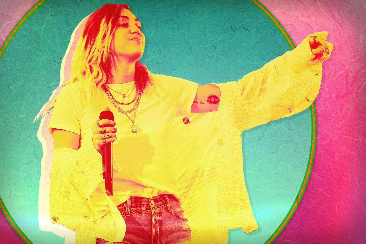 the growing pains of miley cyrus the ringer
