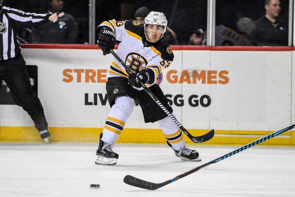 NHL: Boston Bruins at New York Islanders