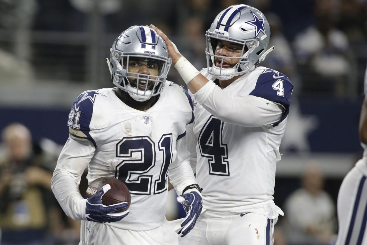 0fa51c0e0 Cowboys news  Four different Cowboys receive All-Pro honors  Dallas ready  for playoffs