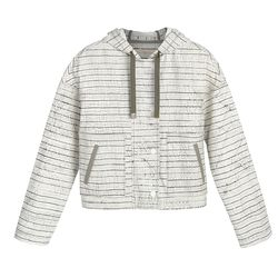 """Piece & Co. and Tory Burch """"Nadia"""" jacket, $495"""