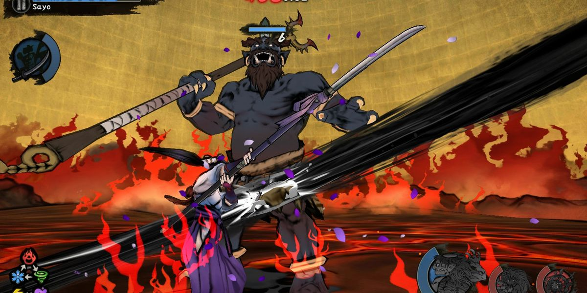 Platinum goes mobile for new character action game, World of Demons -  Polygon