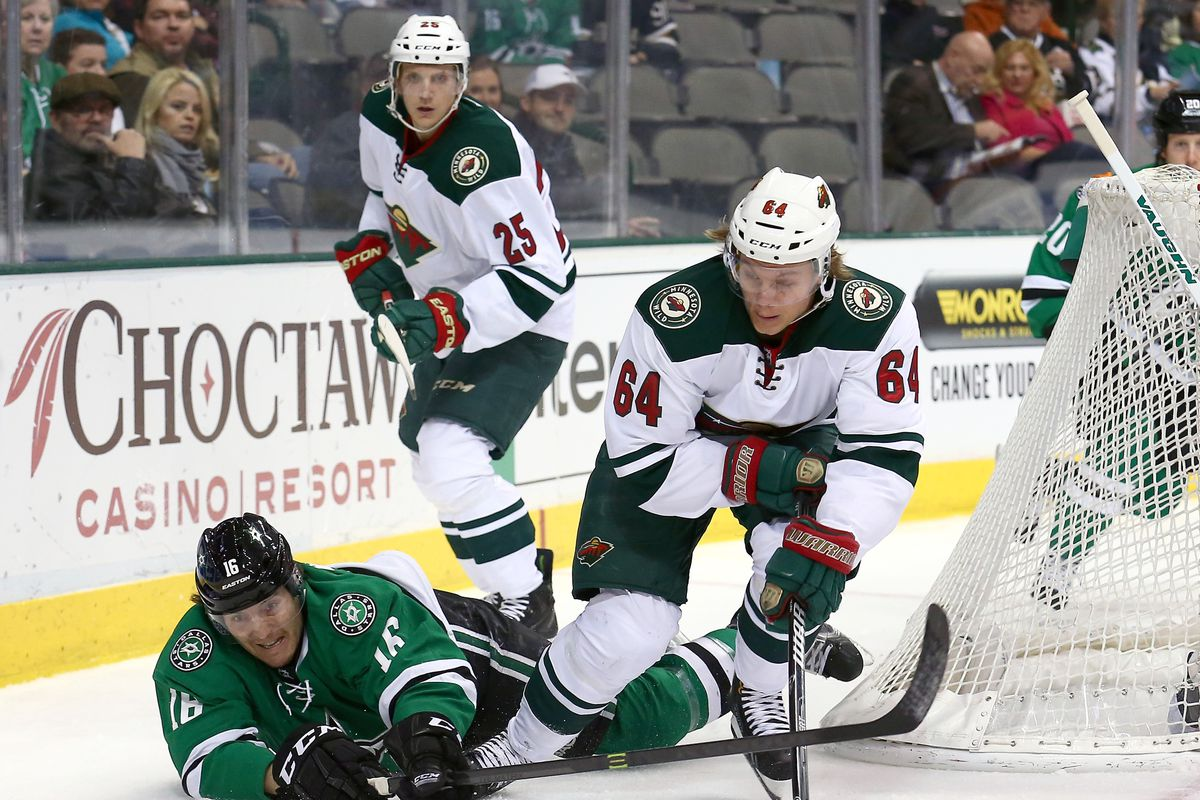 With Jonas Brodin and Charlie Coyle taken care of, the Wild are trying to sign Mikael Granlund to an extension.