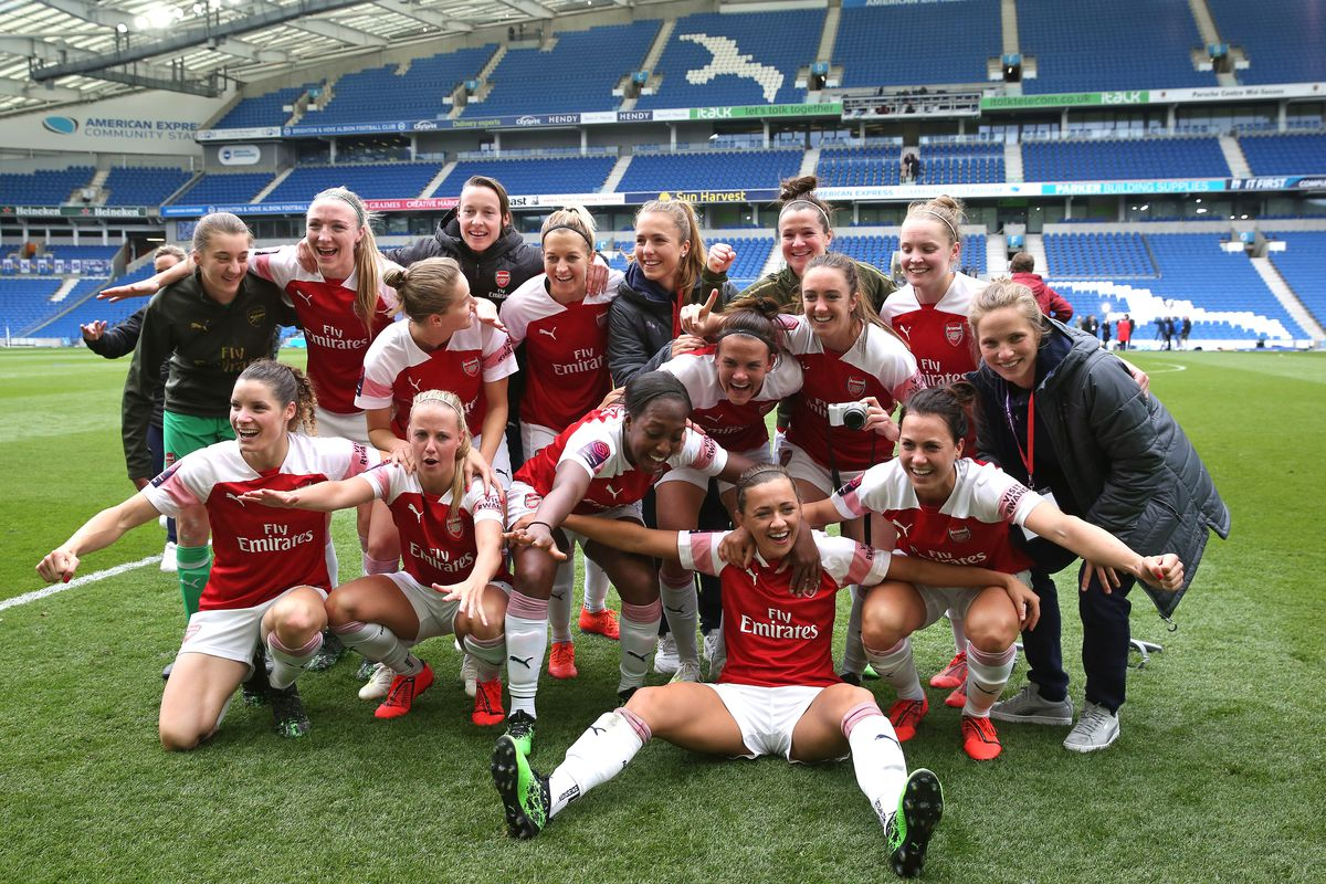 Arsenal Women Are Champions The Short Fuse