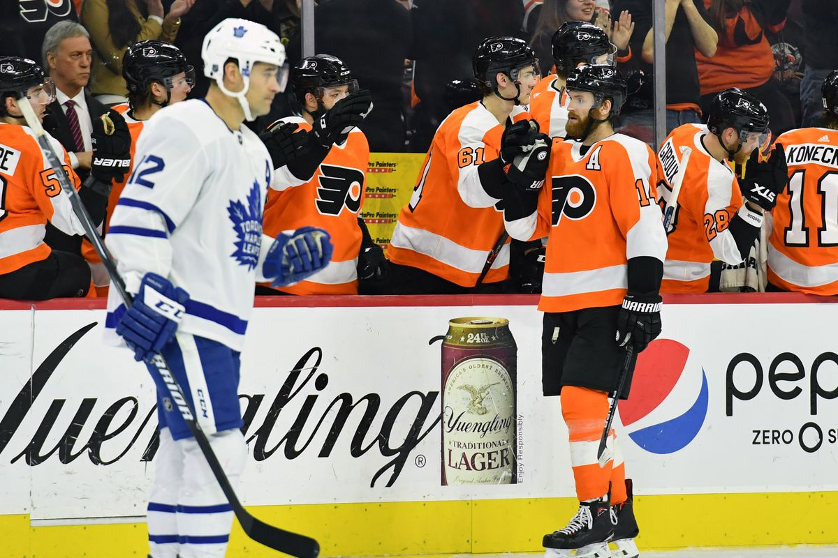 e0ff3d66 2018-19 Flyers Player Review: Sean Couturier, still elite - Broad ...