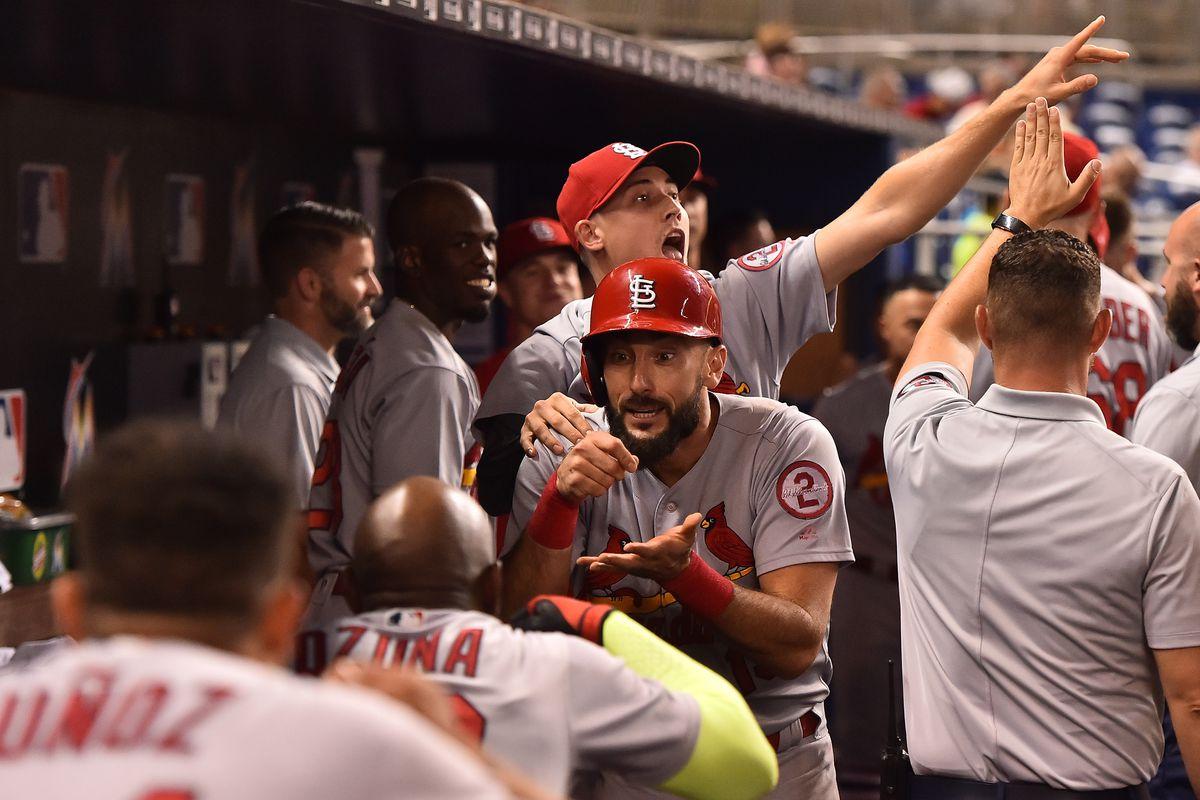 The Cardinals Control Their Fate Completely - Viva El Birdos 5738da369