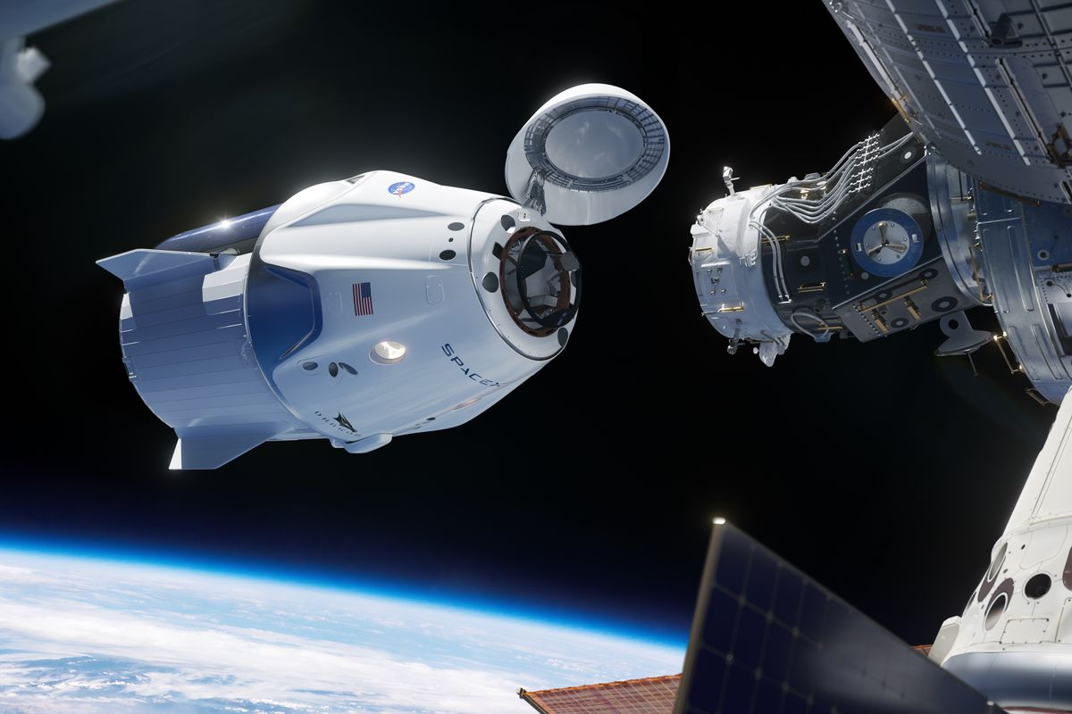0149330307b49 SpaceX gets NASA s okay to launch new spaceship on uncrewed test ...