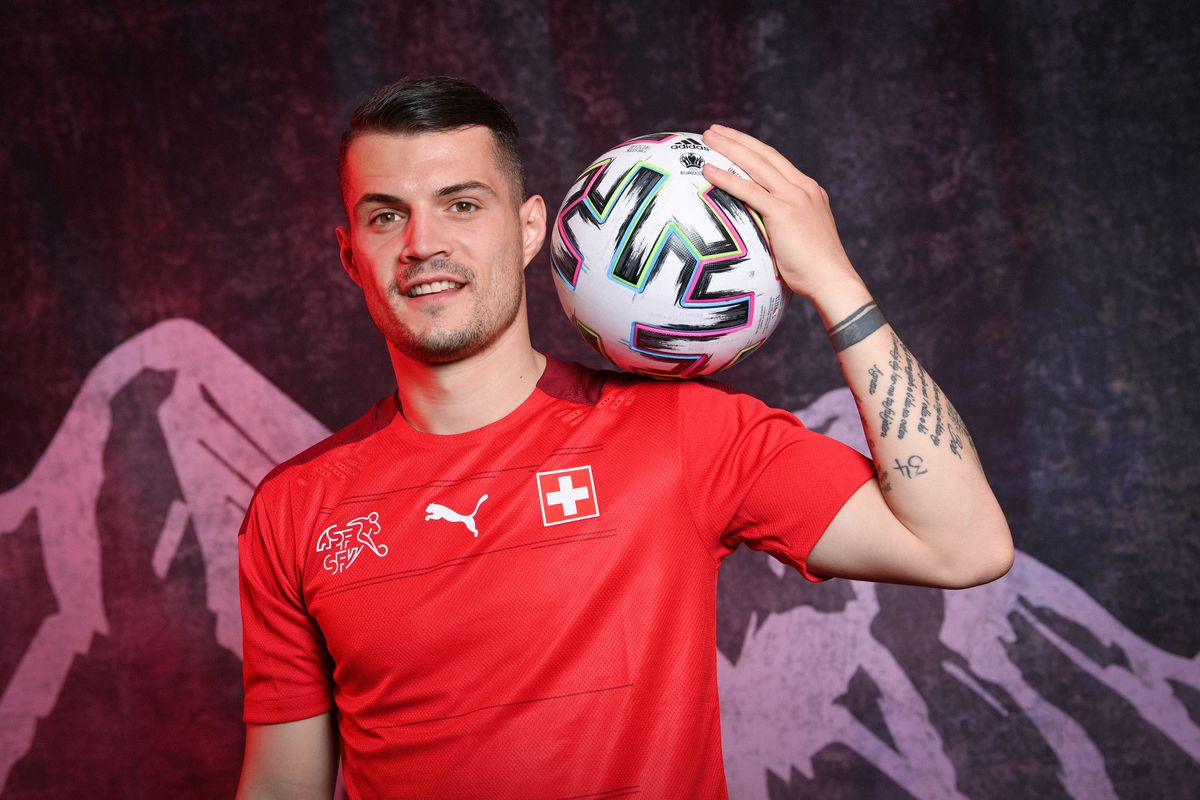 Switzerland Portraits - UEFA Euro 2020