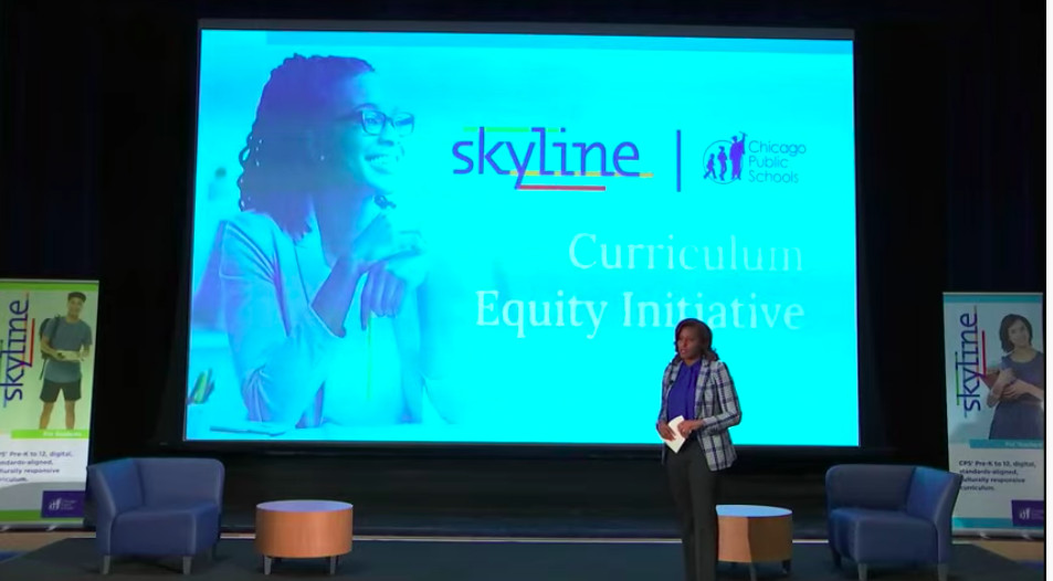 Chicago Public Schools' Chief Education Officer previews Skyline.