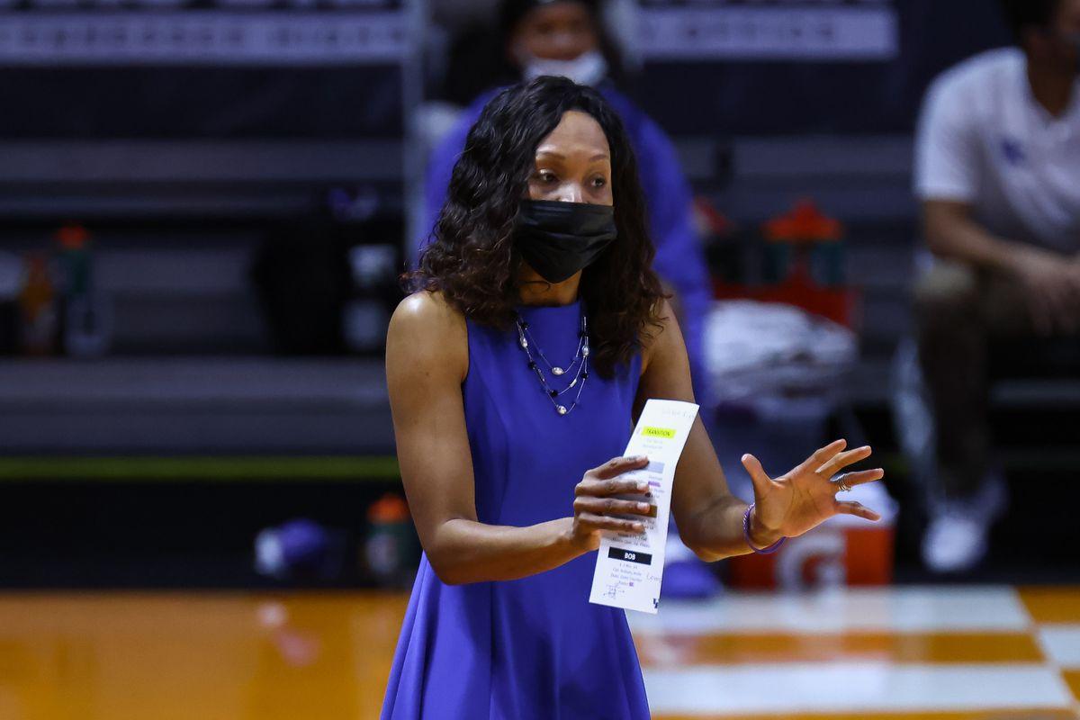 NCAA Womens Basketball: Kentucky at Tennessee