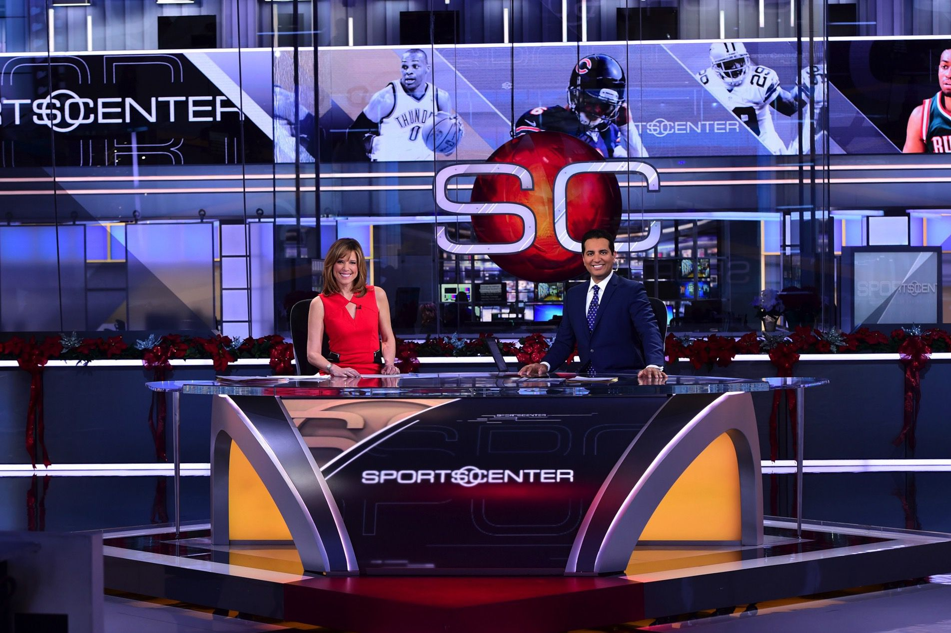 Inside The Studio Where Espn Is Betting Billions On The Future Of Sports The Verge