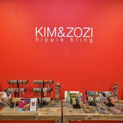 Kim & Zozi: Hippie Bling.