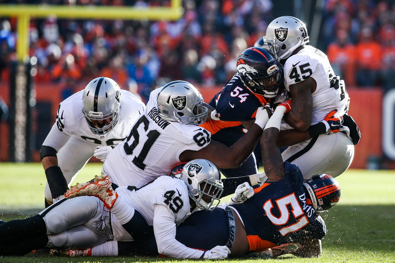 Ranking the AFC West: Inside linebackers