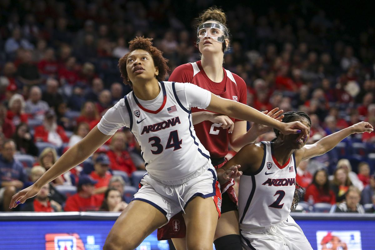 COLLEGE BASKETBALL: JAN 13 Women's Stanford at Arizona
