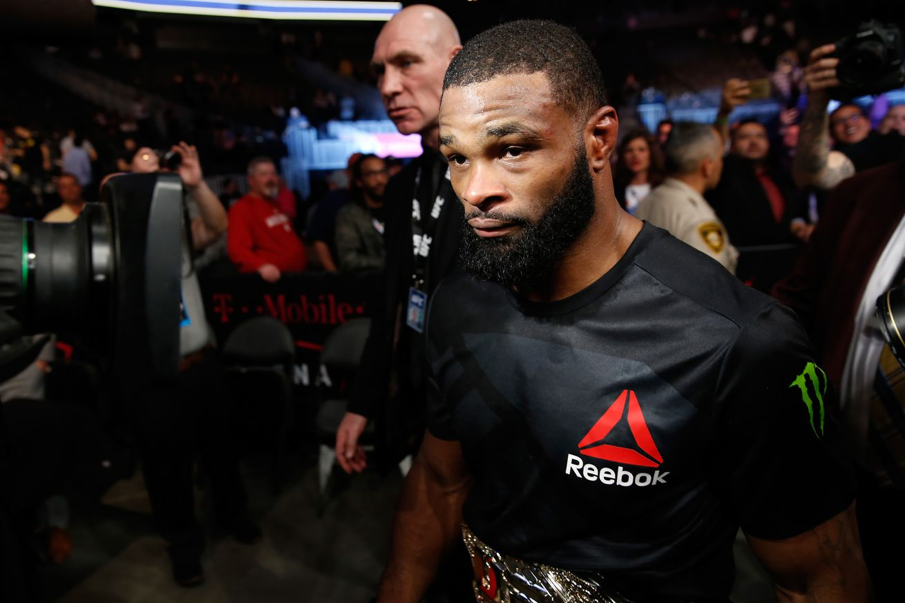community news, UFC 214 results: Tyron Woodley decisions Demian Maia in terrible, no good title fight