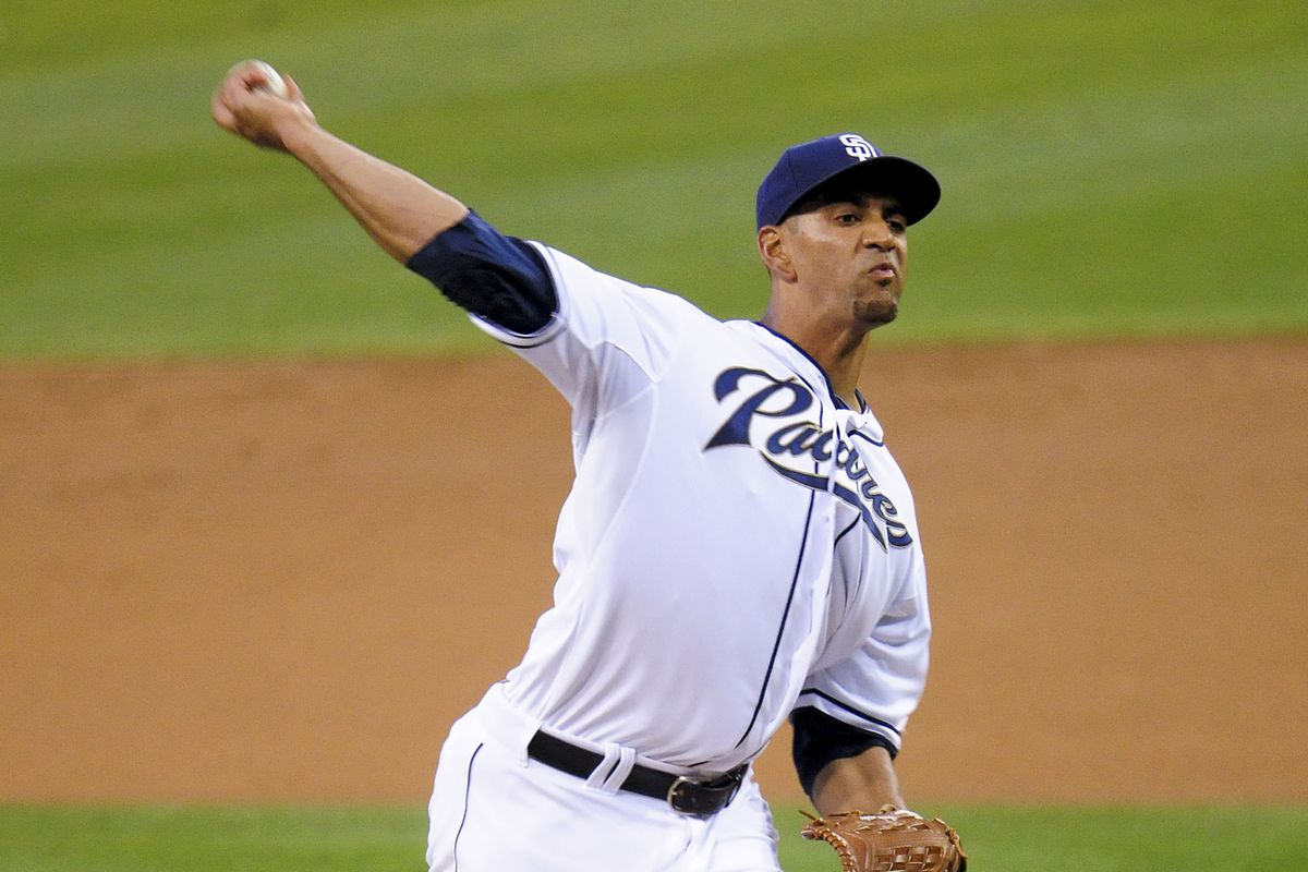 Former Golden Bear, Tyson Ross had a good last outing in the Big League.