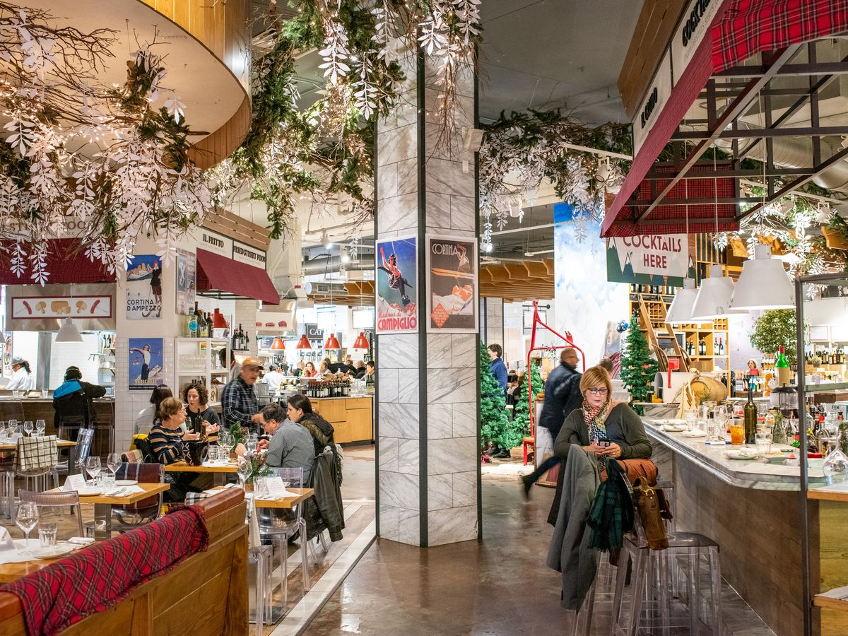 Christmas In Chicago 2018.15 Decked Out Holiday And Christmas Pop Up Bars In Chicago