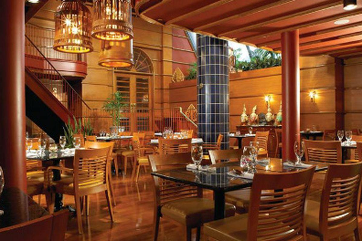 Bangkok Garden.