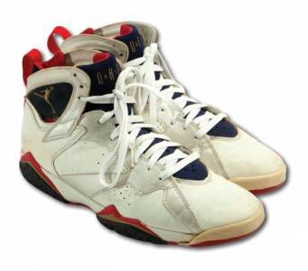 buy online 974a1 3088a The rarity of a pair of Michael Jordan UNC game-worn sneakers to hit the  hobby cannot be understated. By all accounts, these are the earliest pair  of MJ s ...