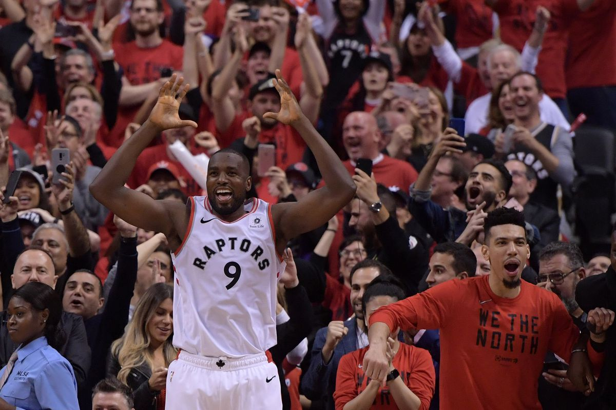 2019 NBA Playoffs: Celebrating the Toronto Raptors in the Finals, live on a Saturday night