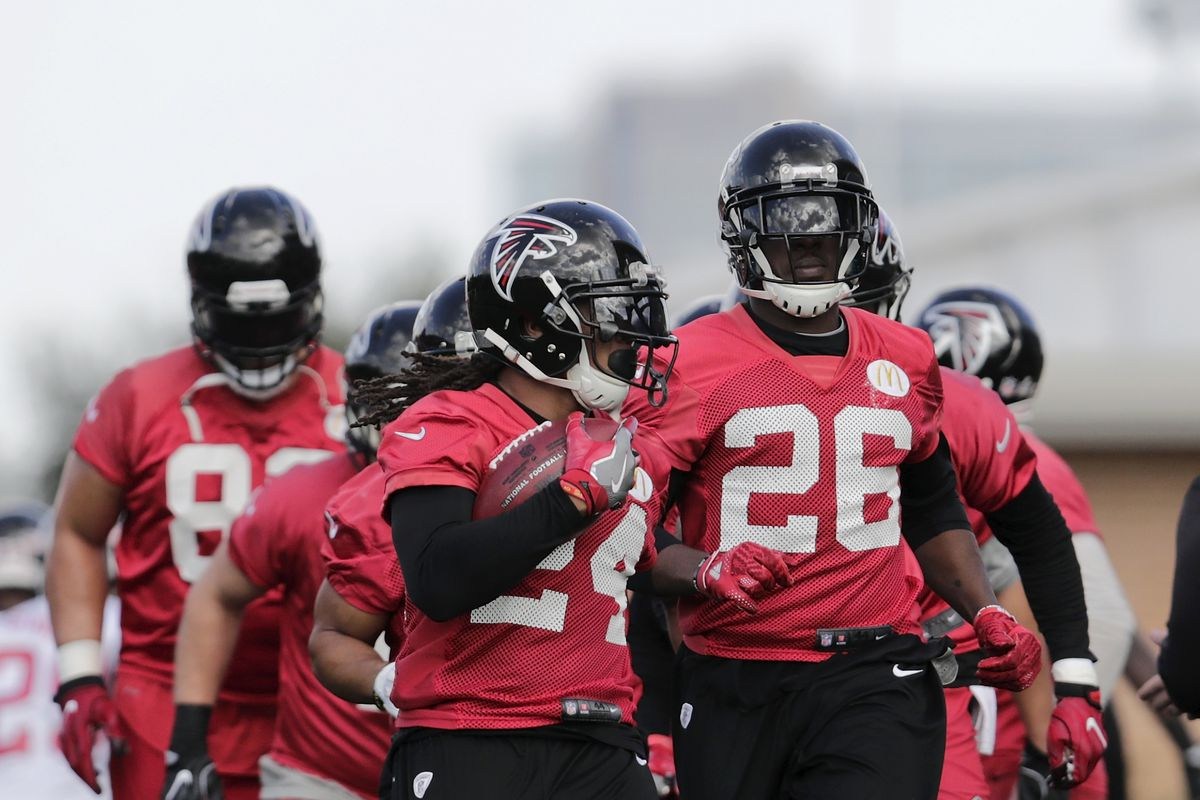 Where The Atlanta Falcons Depth Chart Stands Before Otas Begin