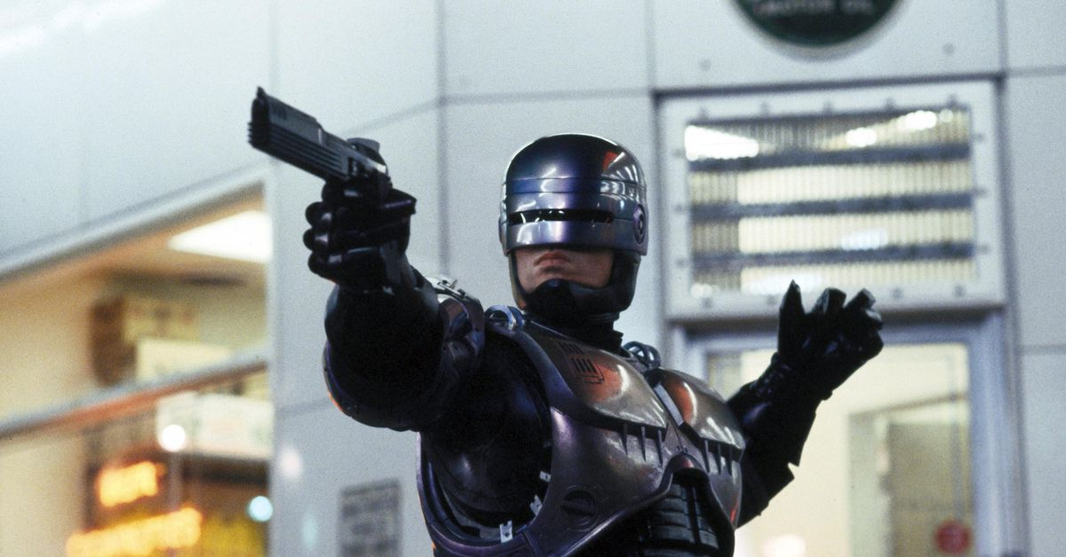 RoboCop's getting a new video game in 2023 - Polygon