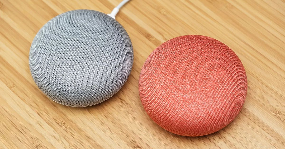 Spotify is Giving Family Account Owners a Free Google Home Mini