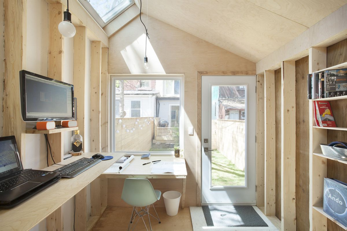 Famous Backyard Home Office Gallery - Home Decorating Ideas ...