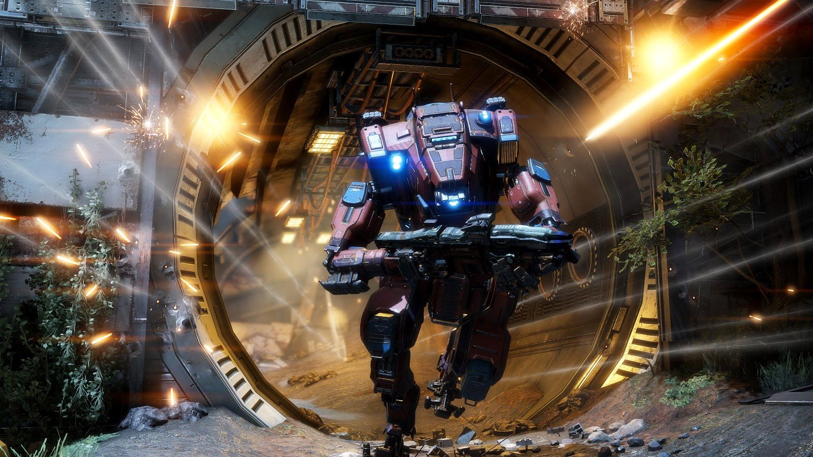 Titanfall 2 is getting a new titan and new map next week