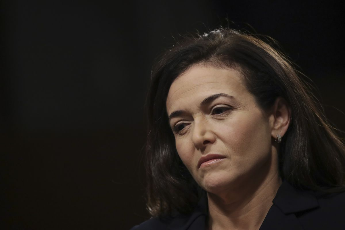 Recode Daily: Facebook's Sheryl Sandberg asked for George Soros research