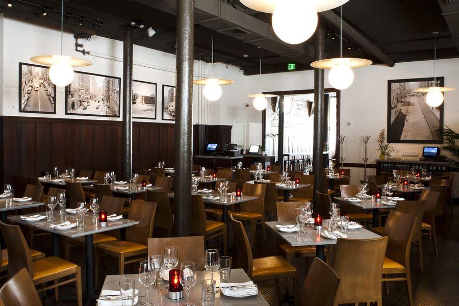 Burritt Tavern, Charlie Palmer\'s New SF Restaurant - Eater SF