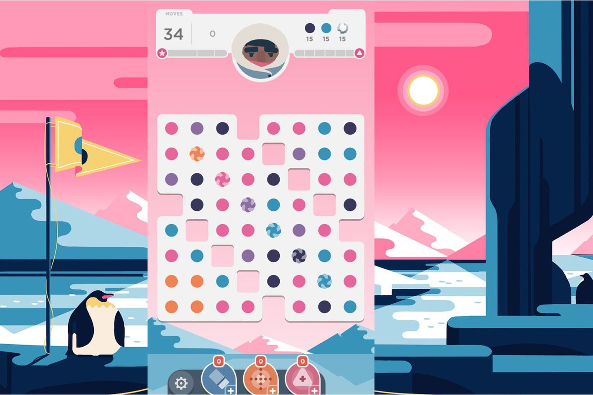 Dots & Co Is A Chill Phone Game In A No Chill World